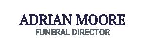 Adrian Moore Funeral Director Lewisham